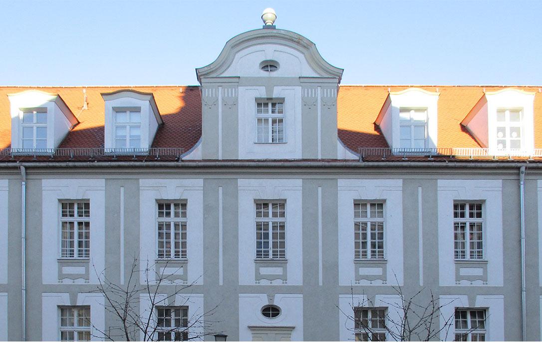 Klinikum Harlaching Dewan Friedenberger Architekten In München
